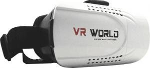 Homeke 3D VR Glasses Virtual Reality 3D Video Games Glasses Compatible with 4.7-6.0 inches iPhone Android Smartphone