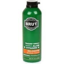 Brut Shave Foam Classic 9.5 oz. (Pack of 3)