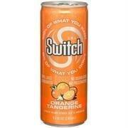 The Switch, Orange Tangerine Sparkling Juice, 24/8.3 Oz by The Switch