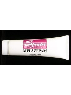 Ecological Formulas Melazepam Cream by Ecological Formulas