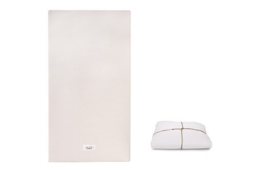 Babyletto Coco Core Dry with Waterproof Matress Cover by babyletto