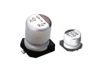 UNITED CHEMI-CON EMVY350ADA331MJA0G MVY Series 330 uF 35 V ±20 % Surface Mount Can Aluminum Electrolytic Capacitor - 500 item(s) by United Chemi-Con
