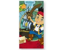 HALLMARK Jake and the Neverland Pirates Table Cover ()