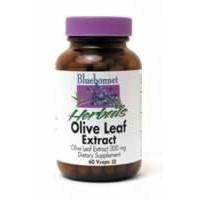 Bluebonnet Olive - Olive Leaf 300mg Bluebonnet 60 VCaps by Blue Bonnet