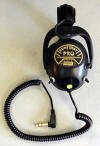 Sunray Pro Gold Supreme Metal Detecting Headphones (Sunray Headphones)