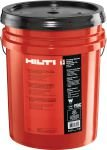 HIlti 2076885 FS sealant CFS-S SIL SL pail grey firestop fire protection systems by HILTI