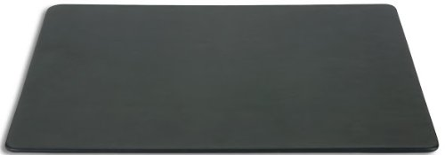 Dacasso Bonded Leather Conference Table Pad, Black by Dacasso