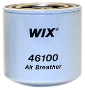 WIX Filters - 46100 Heavy Duty Breather Filter, Pack of 1