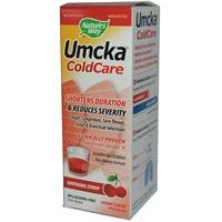 Umcka Cold Care Syrup - Nature's Way - Umcka Cherry, 8 oz Liquid [Health and Beauty]