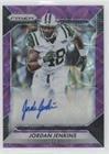 Jordan Jenkins #/99 (Football Card) 2016 Panini Prizm - Rookie Autograph - Purple Scope Prizm #RA-JJK