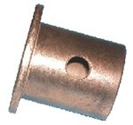 Large Flanged Steering Bearing (Flanged Steering Bushing)