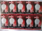PACK OF 10 x 60watt GOLF BALL SES (E14) BULBS.TOP BRAND NEW.