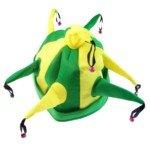 Jester Clown Halloween Costume Hat with Bells