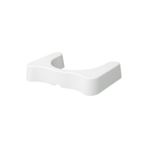 Squatty Potty The Original Bathroom Toilet Stool - Adjustable 2.0, Convertible to 7 inch or 9 inch Height, White by Squatty Potty (Image #2)