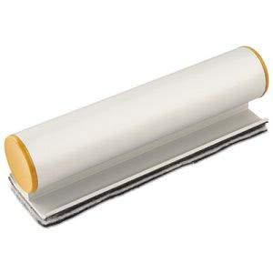 Iceberg Enterprises Big E Eraser with Pad, Refillable, 7 x 2 x 1/4, Silver (20 Units)