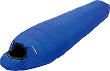 (Alpinizmo High Peak USA Summit 0 XL Sleeping Bag, Blue)