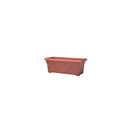 "SOUTHERN PATIO DP2710TC 27"" MEDALLION PLANTER Pack of 10"