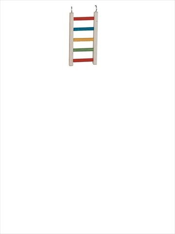 - Paradise Parrot Ladder Pet Toy, 12-Inch Long