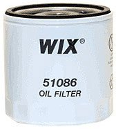 WIX Filters - 51086 Heavy Duty Spin-On Lube Filter, Pack of 1