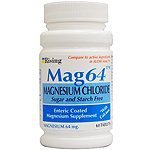 Rising Mag64 Magnesium Chloride with Calcium Tablets 60 ea Review