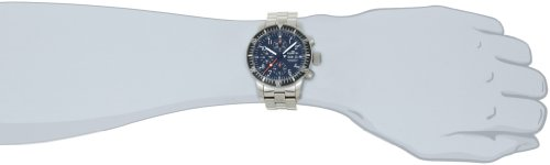 Fortis Men's 638.10.11M B-42 Official Cosmonauts Stainless Steel Automatic Watch