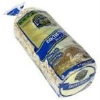 Lundberg Rice Cakes Brown Salted Eco-Farmed Gluten-Free - 8 ozs.