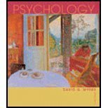 Psychology with Psychsim and Psychquest, Myers, David G. and Straub, Richard O., 0716702274