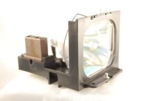 東芝 TLP-670UF 交換用プロジェクターランプ電球 ハウジング付き - 高品質交換用ランプ   B00735Z0X2