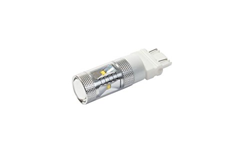 Putco 243157R-360 Red 3157 Plasma LED Bulb ()