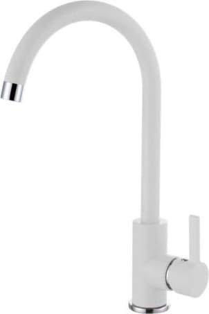 Miscelatore per cucina Monocomando Bianco MGKC0168