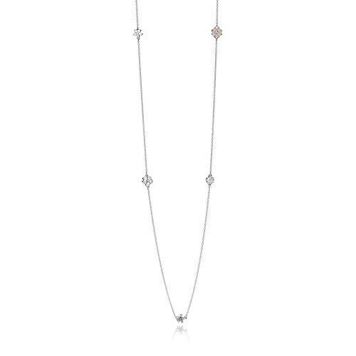 PANDORA Poetic Blooms Necklace590518ENMX-80