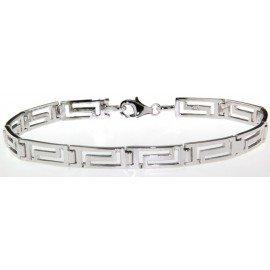 Bracelet Grec Argent 925/1000