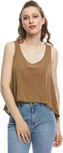 Friday'S Project Blouses For Women, M, Brown
