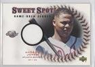 Andruw Jones (Baseball Card) 2001 Upper Deck Sweet Spot - Game-Used Jerseys (2001 Upper Deck Sweet)
