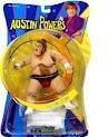 Austin Powers - Fat Bastard Action Figure - 2002 Mezco