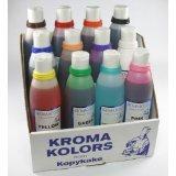 Kopykake Kroma Kolor Edible Ink (12 colors - 4oz)