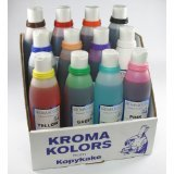 Kopykake Kroma Kolor Edible Ink (12 colors - 4oz)