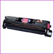PRINT-RITE EP-87 EP87 C9703A Q3963A HP2500 Magenta Toner Cartridge 4000 Page Yield 1 Pack Compatible for Color Laserjet 1500/2500/2550/2820/2840 Series LBP-2410 Printer