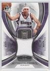 (Mike Bibby (Basketball Card) 2005-06 SP Game Used Edition - Authentic Fabrics Jersey)