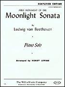 Sonata Sheets Moonlight Music (Moonlight Sonata)