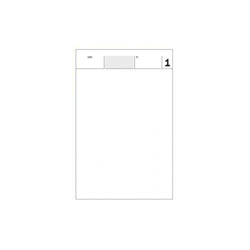 Porta menù in similpelle BISTROT a 2 ante e 8 tasche (16x26) NERO per ristoranti e pub Agendepoint.it