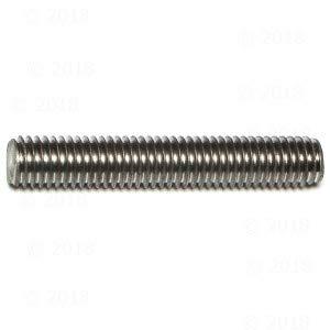 1//2-13 x 6 Coarse Threaded Rod 4 pieces