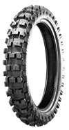 IRC iX-07S Tire - Rear - 100/100-18 , Position: Rear, Tire Size: 100/100-18, Rim Size: 18, Load Rating: 59, Speed Rating: M, Tire Type: Offroad, Tire Application: Intermediate IX07H MX