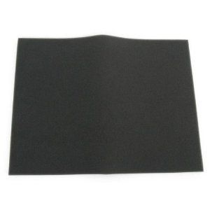 "UNI FOAM FILTER SHEET 12 ""X 16"" X 3/8"" 60 PPI BLACK FINE FO, Manufacturer: UNI FILTER, Manufacturer Part Number: BF-4-AD, Condition: New, Stock Photo - Actual parts may vary."