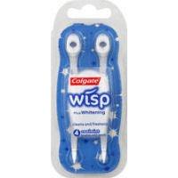 Colgate Wisp – Mini cepillo de dientes desechable – Sabor Coolmint