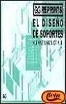 img - for El Diseno de Soportes (Spanish Edition) book / textbook / text book