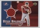 Aaron Hill (Baseball Card) 2003 Upper Deck - Star-Spangled Swatches #SS-AH