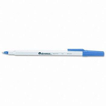 - UNV27421 - Universal Economy Ballpoint Stick Oil-Based Pen