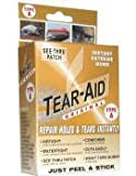 Tear Aid Tape Type A Patch Kit