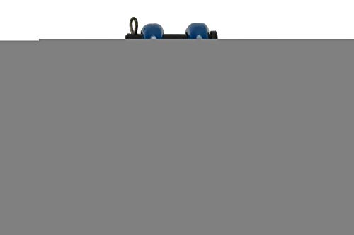 Temco 4 Lot 1/4'' Chain Grab Hook Pin Clevis Rigging Tow Transport Truck Trailer Grade 70 by Temco (Image #3)
